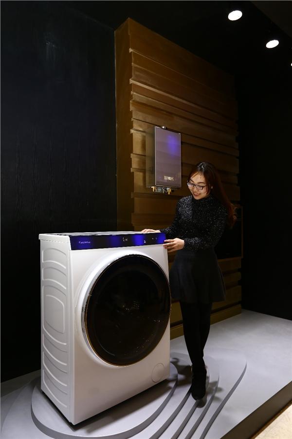 卡萨帝纤见洗衣机领跑纤维洗护:感恩月回馈全球用户