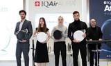 圆融无碍,IQAir重磅推出个人空气净化器Atem