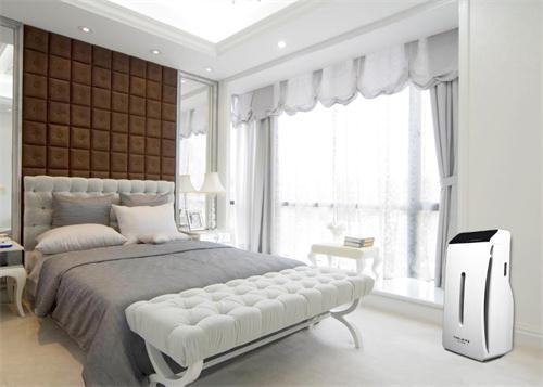 空气污染场景多,菲尔博德空气净化器给您一室健康空气
