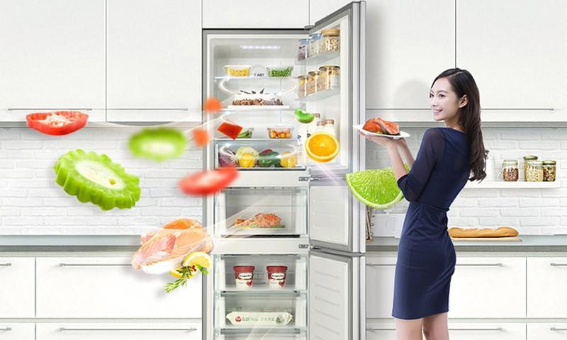 你中招没 这几种食物绝不能放冰箱
