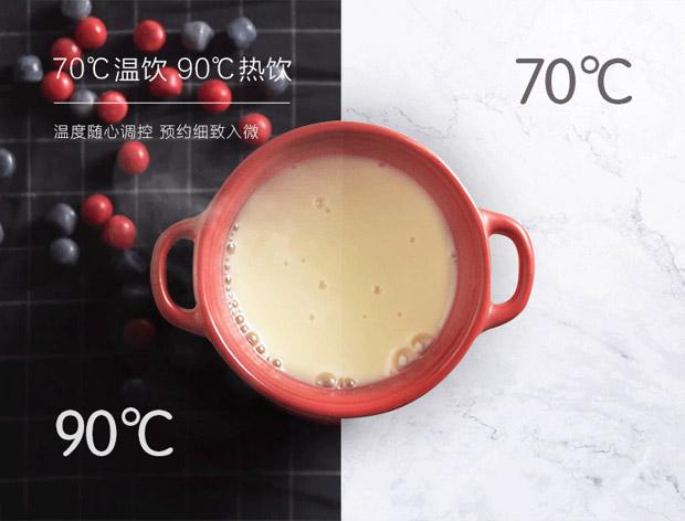 唤醒你的不是闹钟,而是一杯温暖的豆浆
