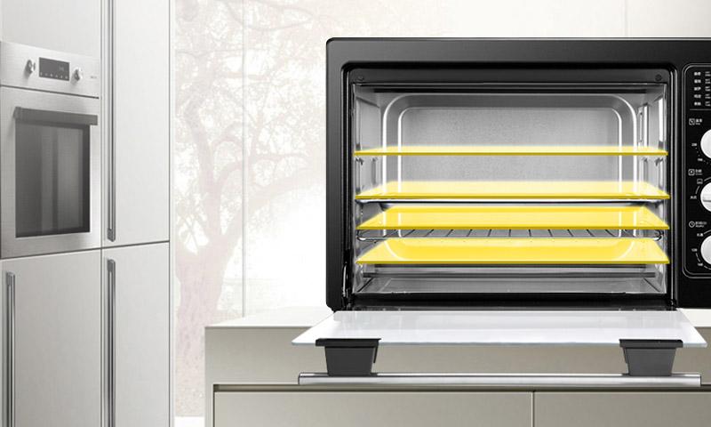 食获你心,有了这些电烤箱轻松秒变巧厨娘
