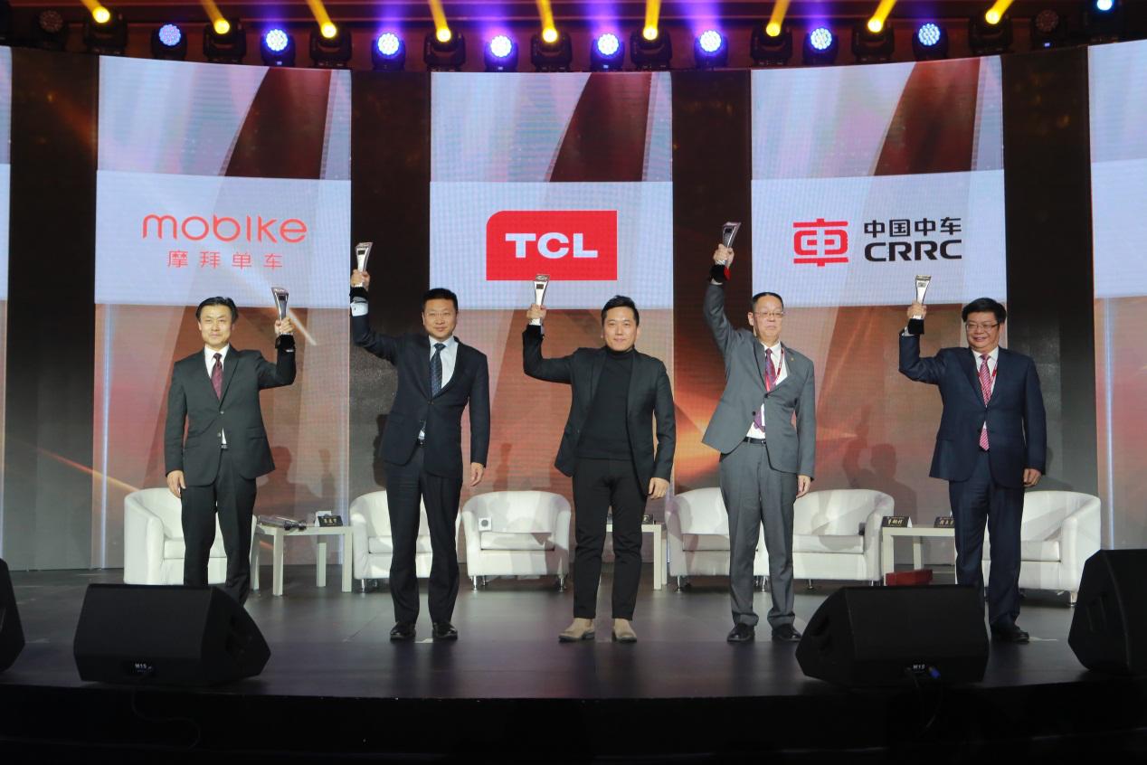 TCL X6惊艳大国品牌盛典,核心实力开启智能化未来