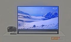 全球首条10.5代线投产BOE,再创全球显示产业新里程碑
