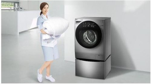 专家达人齐推荐,LG双擎同步分类洗衣机成健康生活首选