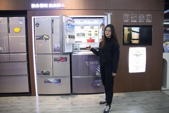 什么样的冰箱最保鲜?卡萨帝营养流失率低于行业10%