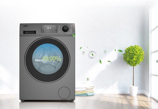 告别大众化洗衣,回顾2017年洗衣机五大突破