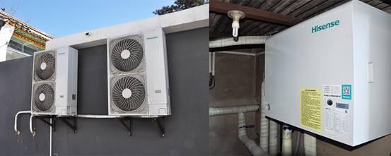 """北方""""煤改电""""家庭  为什么都选择空气源热泵"""