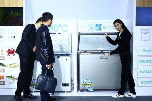 去掉冷柜里的霜有多难?行业只有海尔做到0结霜