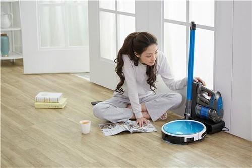 讲究人不将就 全屋清洁扫地机器人组合才给力
