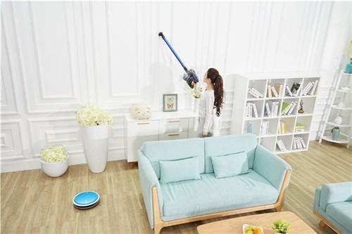自动扫地机不能满足全屋清洁 试试这种方法
