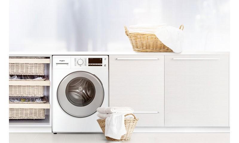 时尚典雅,奇帅V8炫动力洗衣机真机图赏