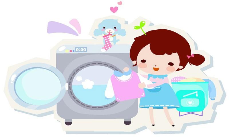 洗衣真的需要洗衣机?来瞅瞅我这里还有个小神器