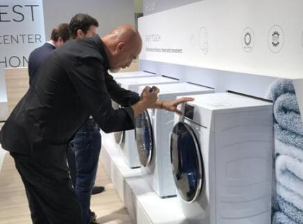 中国洗衣机:60余家出口总量第一与海尔品牌销量第一