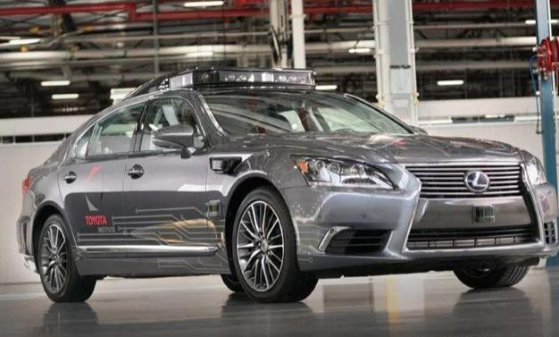 自动驾驶升级 丰田全新自驾车Platform 3.0