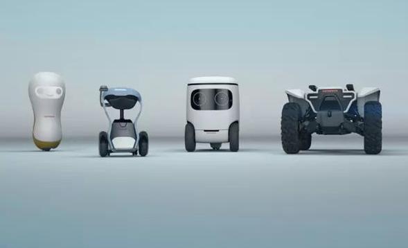 本田重点并非汽车 CES力推3E机器人概念
