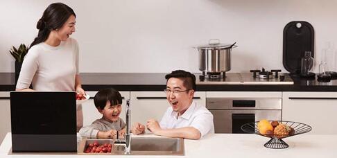方太水槽洗碗机2017年最大的亮点:创新引领行业未来!