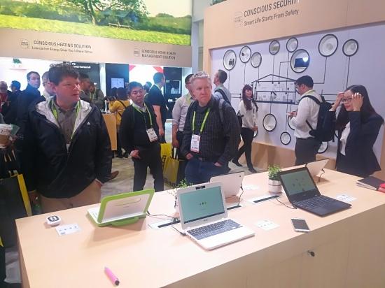 聚焦智慧家庭互联互通 海尔智能互联平台参展2018CES