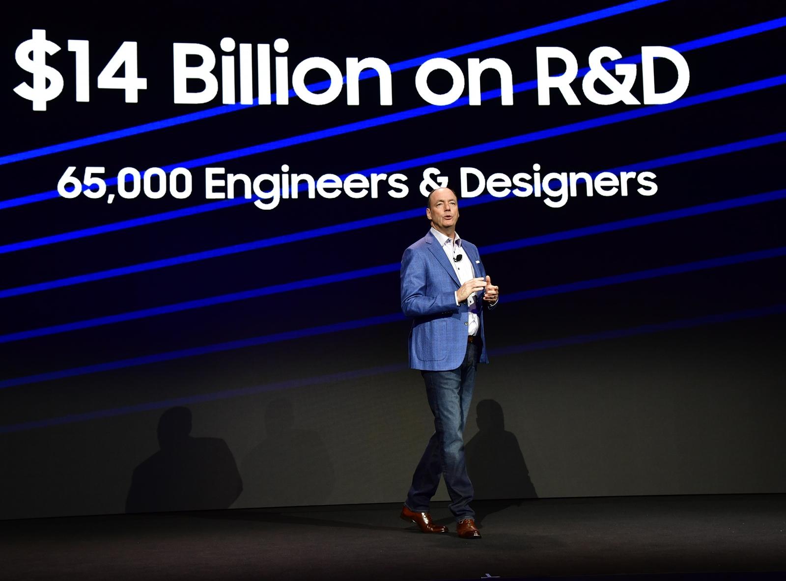 """一年140亿美元""""砸""""出物联网,三星开创智能无界时代"""