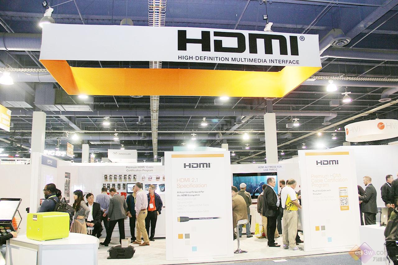 HDMI 2.1进入快车道,为8K普及打下坚实基础