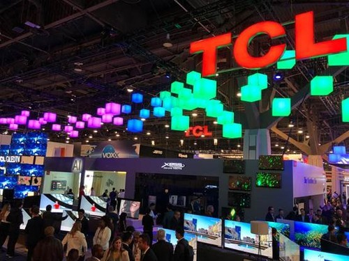 CES 2018聚焦中国智造,TCL X5C6P5新品亮相显未来科技