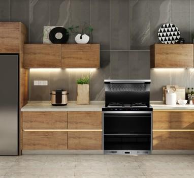 新一代厨房电器:集成灶十大排行榜最新情况