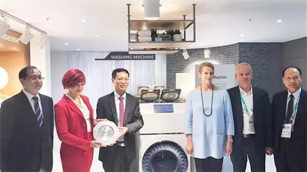 精品崛起 品质领航 海信洗衣机加速行业升级迭代