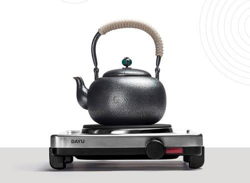 众筹也疯狂!多功能一体炉,烹饪煮茶两不误