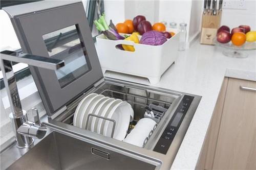 跨界创新助推厨房品质升级 方太水槽洗碗机成用户首选