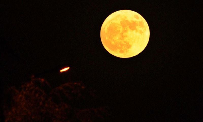 """""""超级蓝色血月""""到来,该用什么姿势欣赏这罕见的天文奇观"""