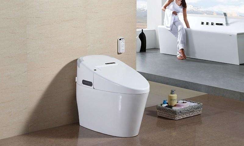 冬天如厕如坐冰上?选款自带夜光的智能马桶盖送给你