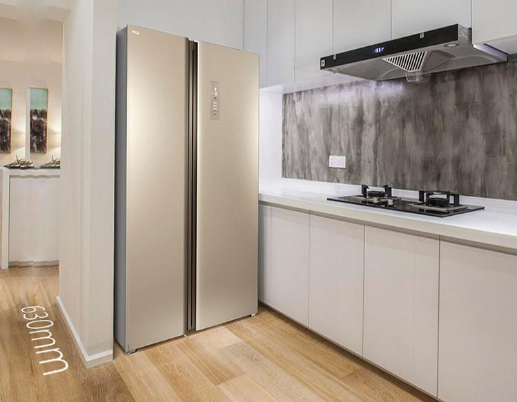 新年换新机,TCL冰箱带你走出对开门大冰箱四大误区