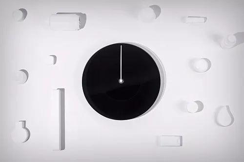 能够不断变幻颜色的钟表,看看是否可以惊艳到你