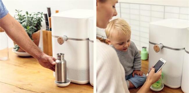 能做矿泉水的净水器,让你在家喝出健康来