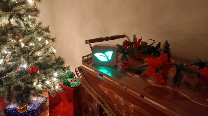 想要时刻了解家中空气状况,一台家用空气传感器足以