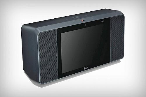 自带显示屏的智能音箱,竟然有一种复古的感觉