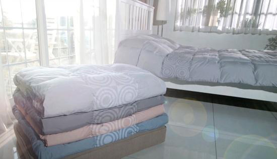 充电宝就能供能的加热棉被,让你温暖安眠一整夜
