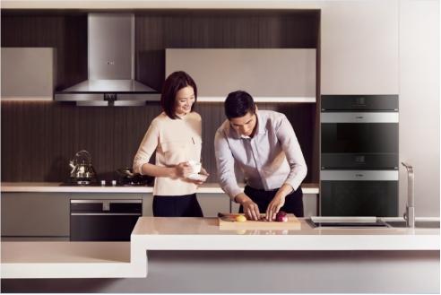 方太蒸微一体机让人回归家庭与厨房,让食材回归自然和健康