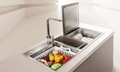 不让洗碗冲淡了年味 方太水槽洗碗机管好除夕时刻!