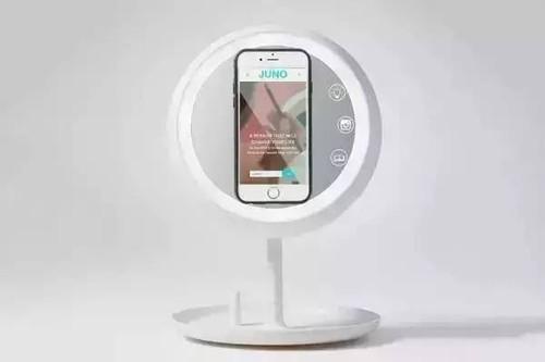 女生必备的智能化妆镜,让你秒成众人眼中的焦点