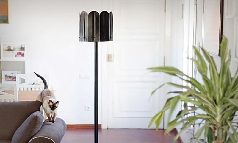 一个房间不同亮度如何实现?看这个神奇的落地灯你就明白了