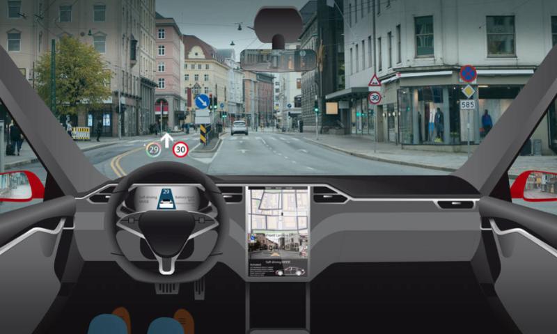 交通部支持无人驾驶技术 行业迎来广阔空间