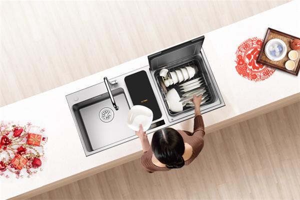看看别人家的多功能厨房水槽,你家的只能叫不锈钢水池!