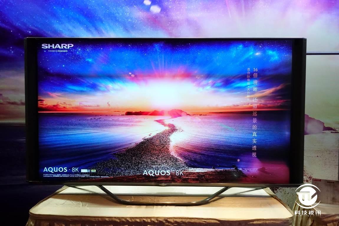开启8K新视界 夏普LCD-70SX970A电视勇夺最佳画质奖