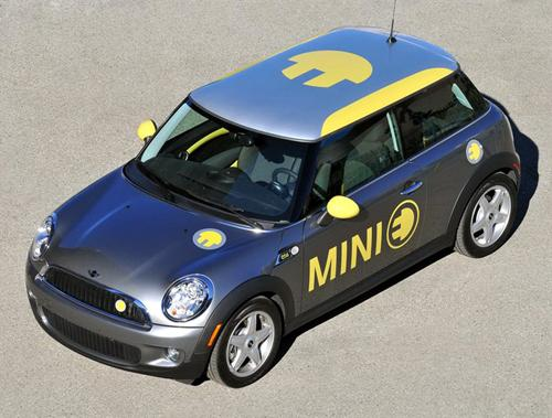 长城与宝马签意向书 MINI也要推国产电动车了