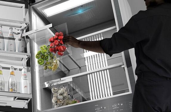 优品推荐!当冰箱遇到真空包装,食物保鲜更持久、少占地儿