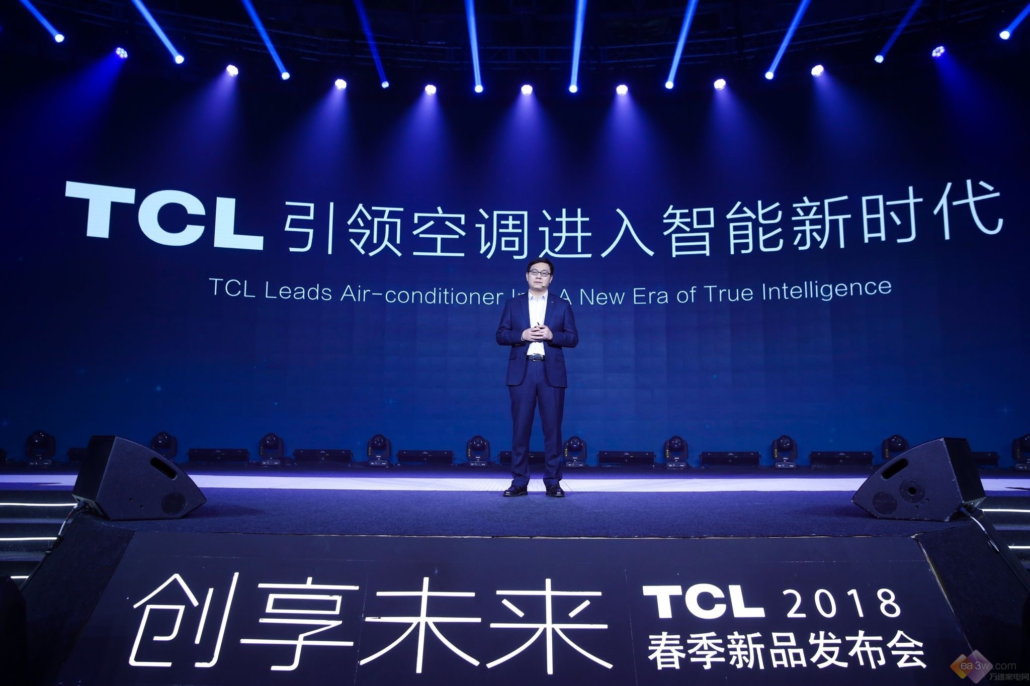 极致创新凸显大国品牌风范 TCL全矩阵新品闪耀2018春发