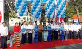 志高参展第一届缅甸曼德勒制冷设备博览会