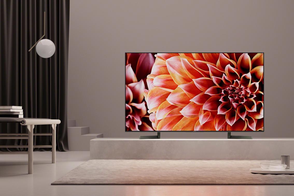 全球首发  索尼OLED电视A8F领衔全线阵容重磅亮相2018 AWE