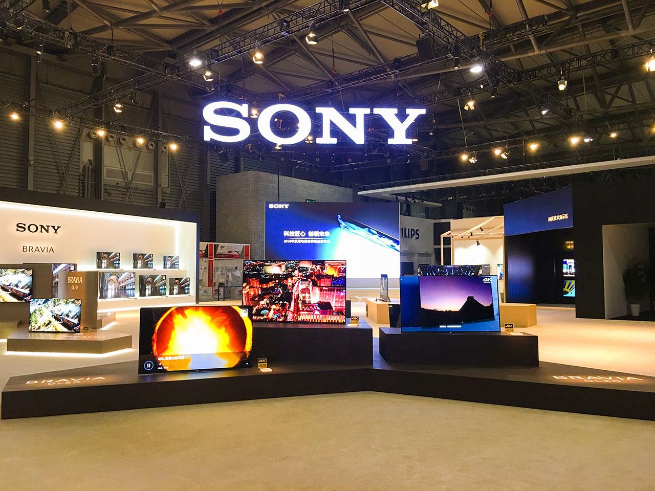 索尼A8F新品全球首发,再次引领创造OLED电视新格局